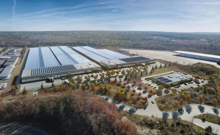 Marijuana Industrial Park Coming to New York
